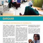 Gargaar Newsletter - Issue No. 5 February 2016 (Somali)
