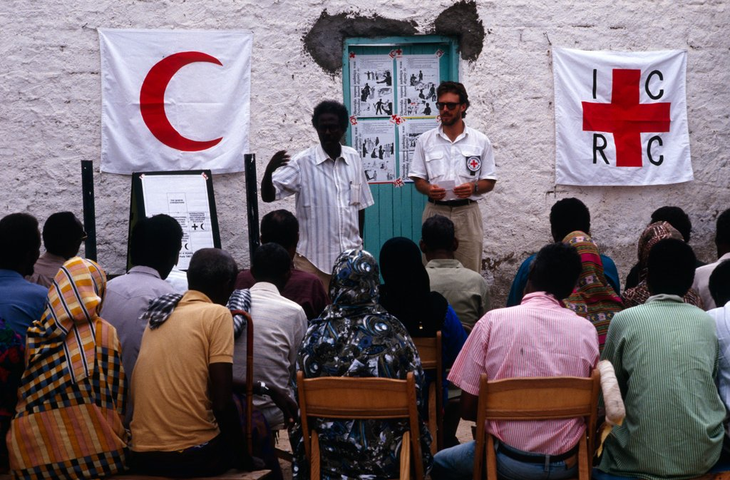Bandhigga sawirada SRCS | ICRC da Soomaaliya