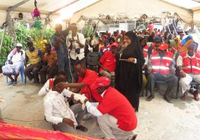 New Somali language first aid manual will help save lives