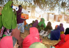 Somalia: Raising awareness to save lives