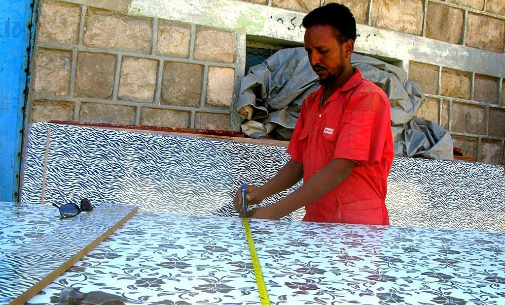 Somaliland: A prison program gives Abdi a second chance