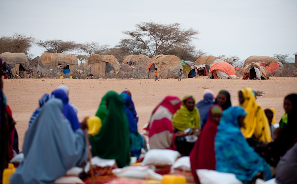 Somalia: ICRC assisting 240,000 people affected by severe drought