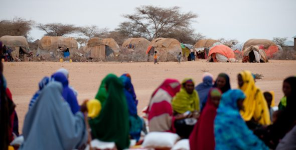 ICRC assisting 240,000 people affected by severe drought