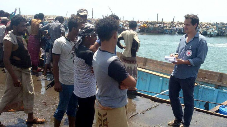Yemen: ICRC strongly condemns civilian ship attack, calls for immediate investigations