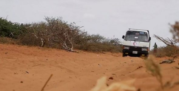 Somalia's Red Crescent mobile health clinics
