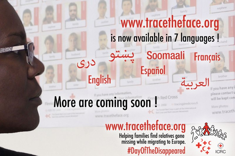Somalia: Trace the Face website helps find missing relatives