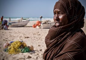 Somalia: Fisherwoman says new boat engine will help her haul
