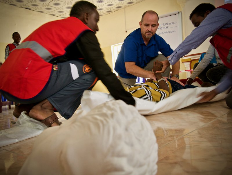 ICRC Holds First-Ever Training in Somalia on Management of Human Remains