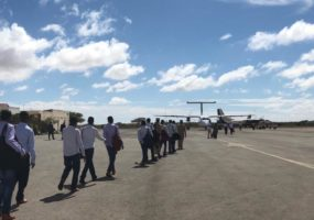 Somaliland/Puntland: 17 detainees released and returned home