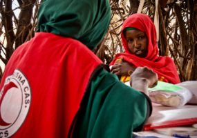 Health activities in Somalia