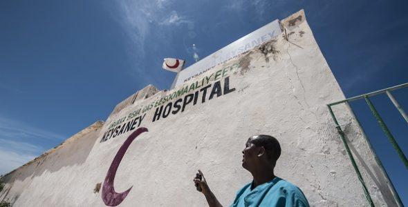 Somalia: 28 years of providing health care in Mogadishu