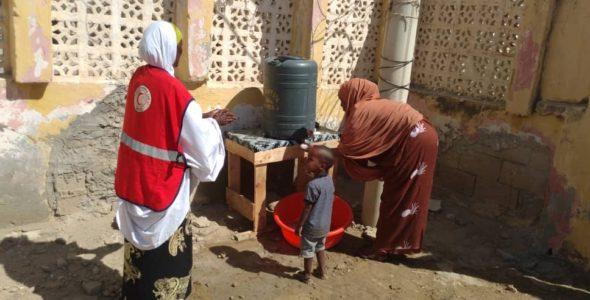 COVID-19 Preventive measures in Kismayo
