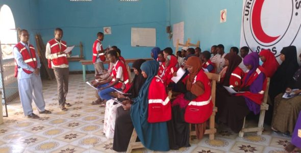 World Red Cross and Red Crescent Day 2020