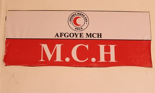 Newly rehabilitated clinic up and running in Afgoye