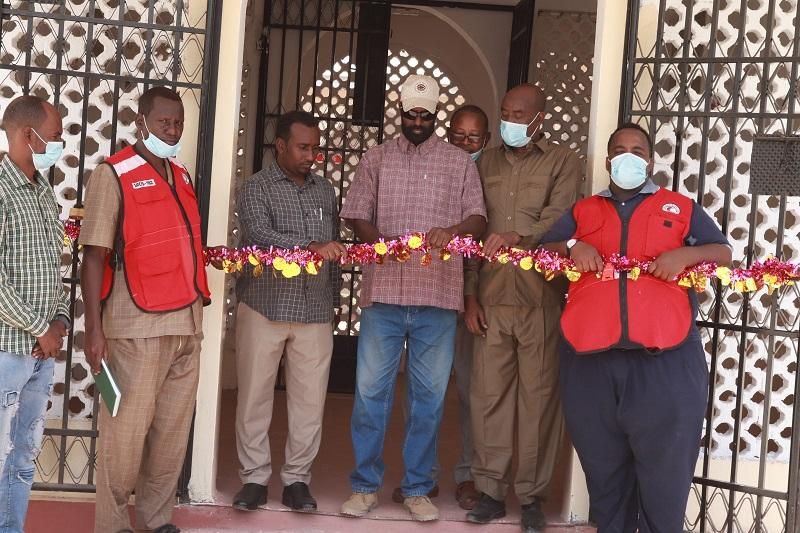Somalia: Newly rehabilitated clinic up and running in Afgoye