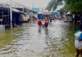 Somalia: Somali Red Crescent remains at the forefront of helping flood victims