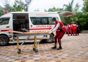 Somalia: Somali Red Crescent launches of toll-free number (446) for emergency services