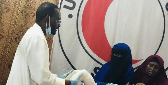 Mogadishu rehabilitation centre supports people with disabilities 38 years on