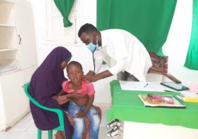 Somalia: A new digital tool to improve the quality of children healthcare