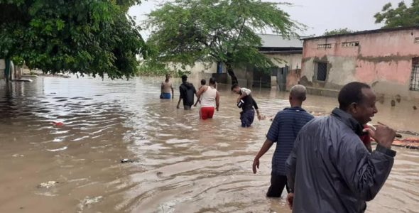 Tale of two extremes as floods break the dry spell