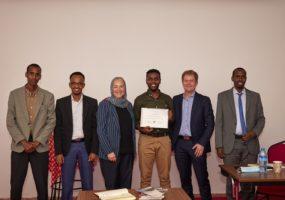 Somalia: IHL Essay Competition Award in Mogadishu