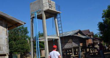ลาว-โครงการเข้าถึงแหล่งน้ำอย่างปลอดภัยทางภาคใต้ของสปป.ลาว