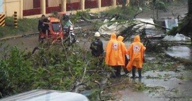 ฟิลิปปินส์-ความเสียหายอันรุนแรงสร้างความยากลำบากให้กับปฏิบัติการช่วยเหลือกู้ภัยไต้ฝุ่น