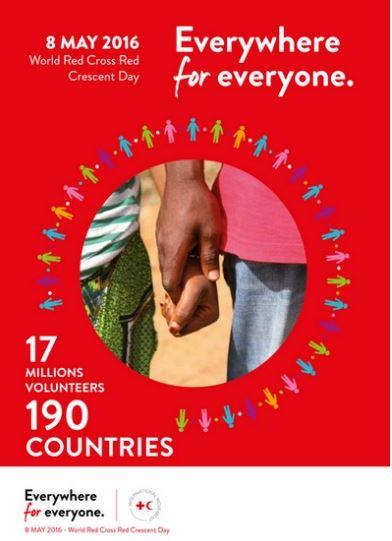 วันกาชาดโลก-พร้อมเสมอเพื่อภารกิจมนุษยธรรมตามหลักการกาชาด