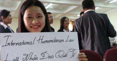 การแข่งขันว่าความศาลจำลองในกฎหมายมนุษยธรรมระหว่างประเทศ (รอบคัดเลือกตัวแทนประเทศ) สาธารณรัฐสังคมนิยมเวียดนาม
