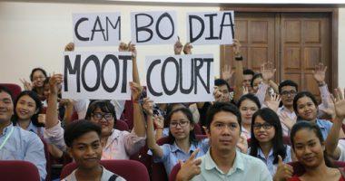 การแข่งขันว่าความศาลจำลองในกฎหมายมนุษยธรรมระหว่างประเทศ (รอบคัดเลือกตัวแทนประเทศ) ประเทศกัมพูชา