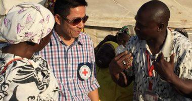 ประสบการณ์ภาคสนามของเจ้าหน้าที่ไอซีอาร์ซีไทยในไนจีเรีย