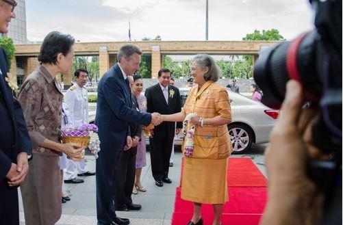 ประธานไอซีอาร์ซีแสดงปาฐกาในงานสมเด็จเจ้าฟ้ามหาจักรีสิรินธรครั้งที่ 7