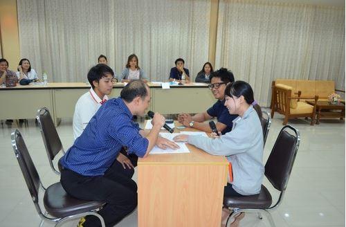 ไอซีอาร์ซีจับมือกับสภากาชาดไทยจัดการฝึกอบรมติดตามหาญาติในภาวะภัยพิบัติ