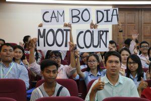 การแข่งขันศาลจำลองในประเทศกัมพูชา