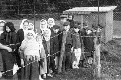 เด็กๆท่ามกลางภาวะสงคราม