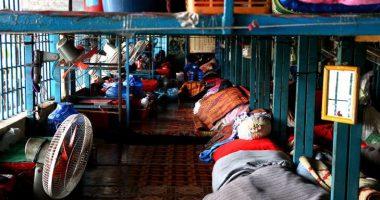 กัมพูชา-การปรับปรุงสภาพความเป็นอยู่ในเรือนจำให้ดีขึ้น