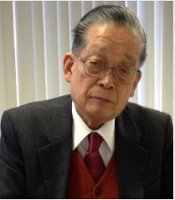 นายซาดาโอะ ยามาโมโต ผุ้รอดชีวิตจากเมืองฮิโรชิมา