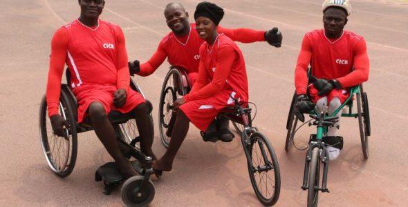เส้นทางสู่ริโอของ 4 นักกีฬาพาราลิมปิกจากคองโก
