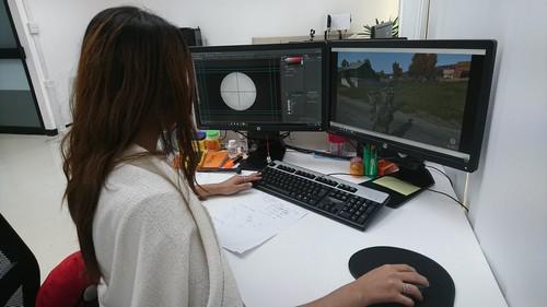 สร้างทักษะผู้ปฏิบัติงานด้านมนุษยธรรม ด้วยเทคโนโลยีเสมือนจริง (Virtual Reality)