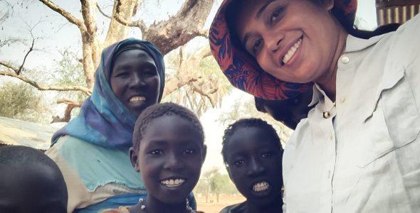 ประสบการณ์ 6 เดือนของฉันในมาบัน ซูดานใต้