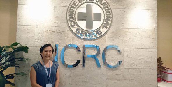 The Face of ICRC: เส้นทาง 30 กับการทำงานด้านมนุษยธรรม