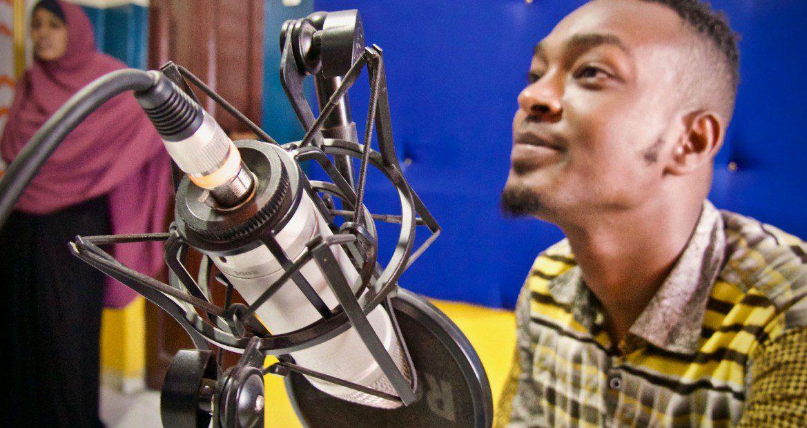 Behind the Scenes : โฆษณาวิทยุเพื่อป้องกันโรคร้ายในโซมาเลีย