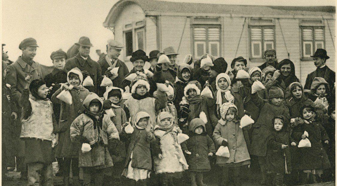 ย้อนมองปฏิบัติการของ ICRC ผ่านนิทรรศการ 100 ปีสงครามโลกครั้งที่ 1 (1918-2018)