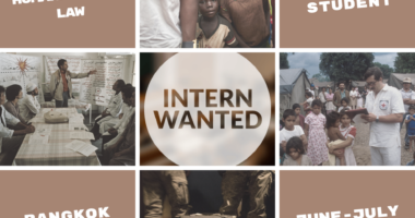 Intern Wanted! (International Humanitarian Law)