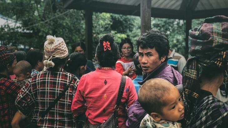 เมียนมา: ความวุ่นวายในรัฐคะฉิ่นกับหลายชีวิตที่ต้องจากบ้าน