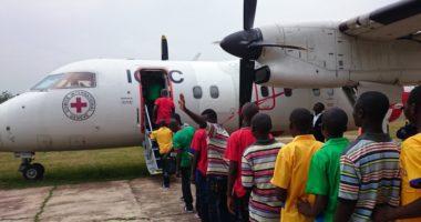 Ushindi อดีตทหารเด็กบทเส้นทางแห่งการเยียวยา