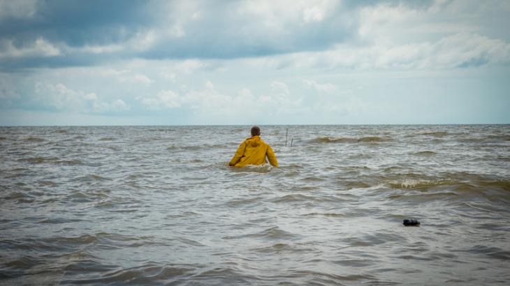 มรดกของนักตกปลาในเบียร์ดากค์, ยูเครน