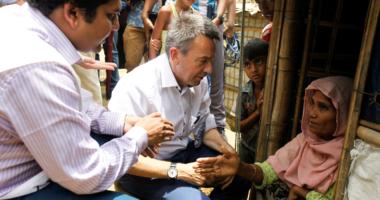 ประธาน ICRC กล่าวในที่ประชุม UN 'ปฎิบัติการด้านมนุษยธรรมยังมีความจำเป็นอย่างต่อเนื่องในเมียนมาและบังกลาเทศ'