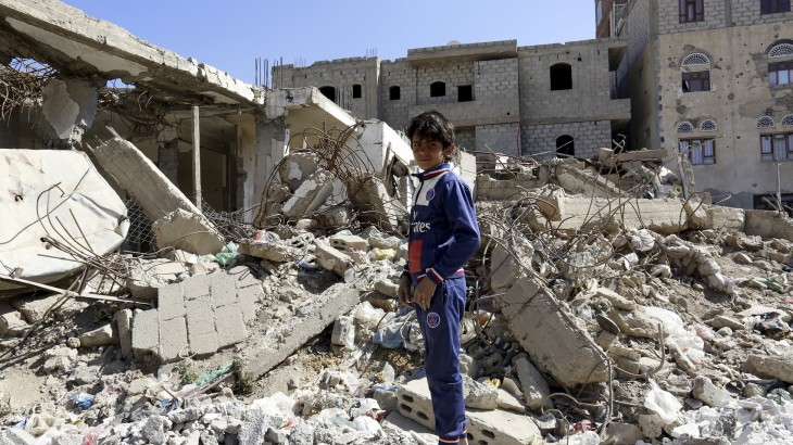 คำแถลงการจากนายฟาบริซิโอ คารบอนี่ ผู้อำนวยการ ICRC ประจำภูมิภาคตะวันออกกลางและตะวันออกใกล้ เกี่ยวกับสถานการณ์ในประเทศเยเมน