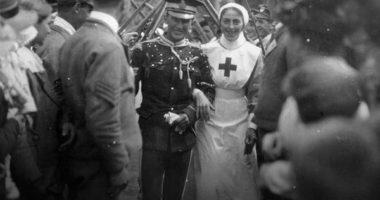 Valentine volunteers: เรื่องรักๆ ในสงครามโลกครั้งที่ 1